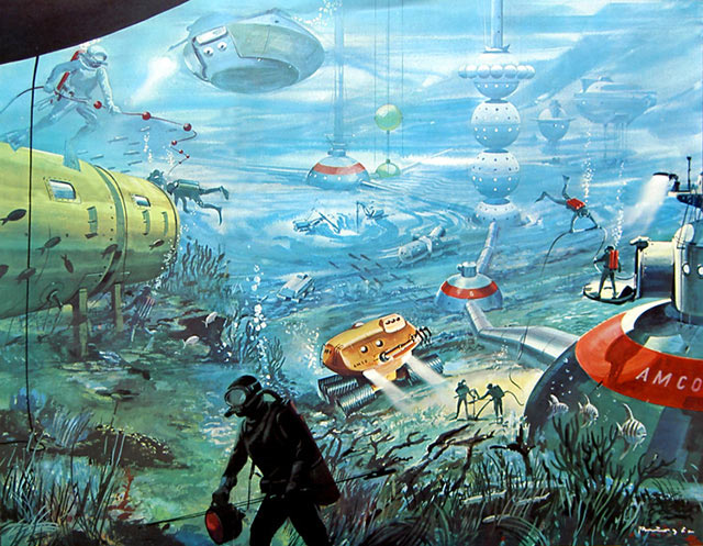 Underwater Vacation