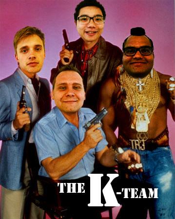 The K-Team - Kwasi Studios