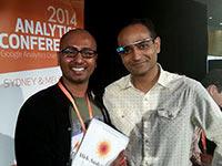 Karthik and Avinash Kaushik