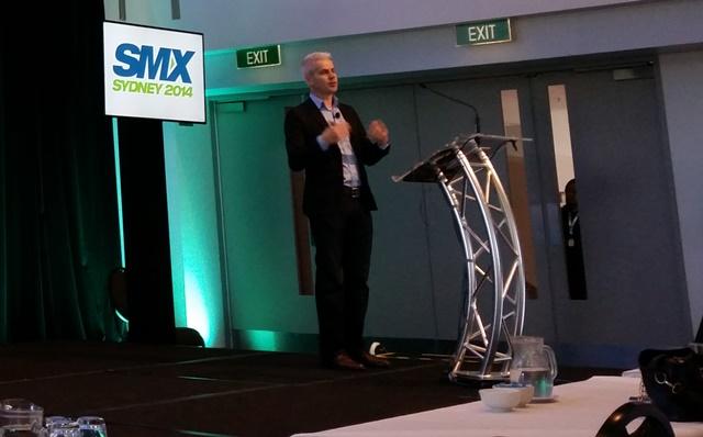 Liam Walsh at SMX Sydney