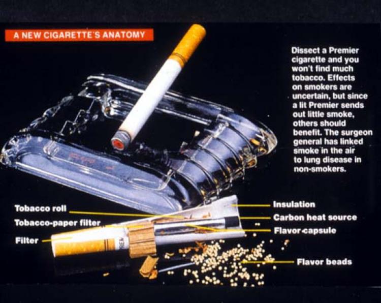 Premier Smokeless Cigarette
