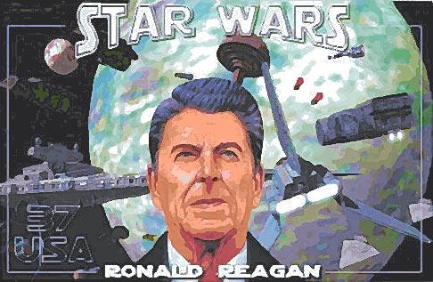 Star Wars Ronald Reagan