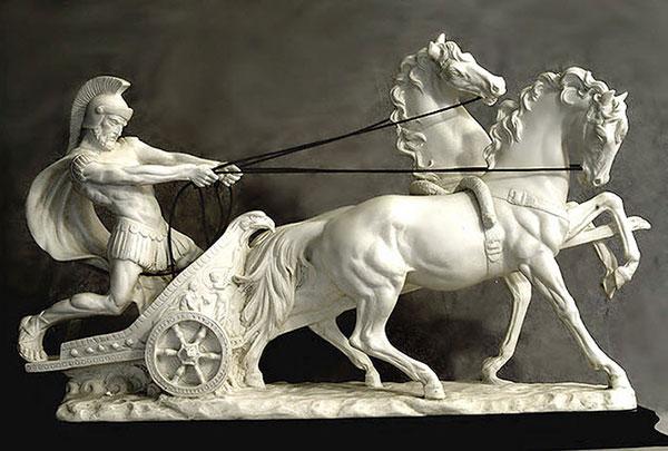 Plato's Chariot Allegory, Phaedrus 245c-249d