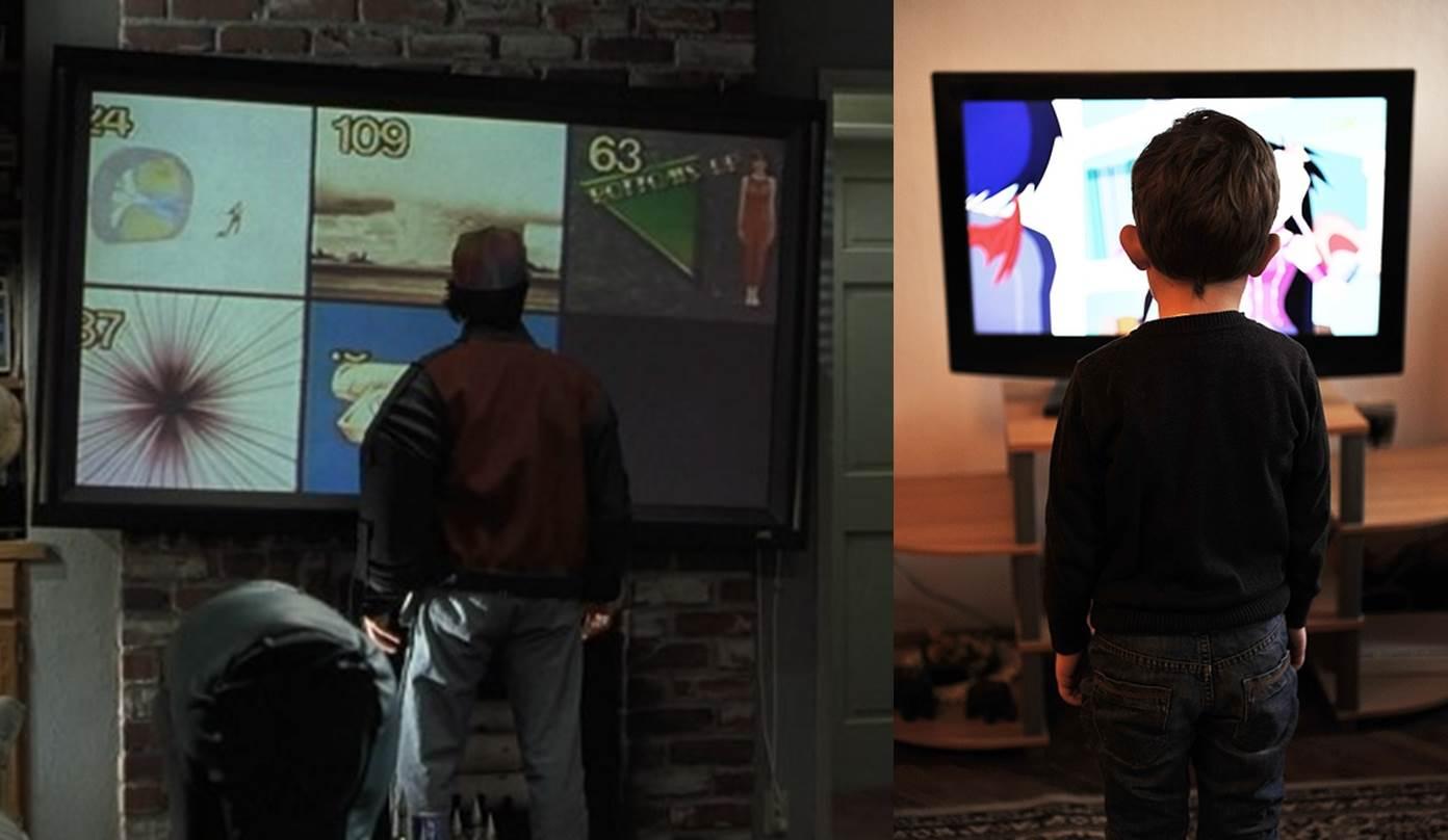 Widescreen TV Comparison