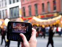 Social video sharing