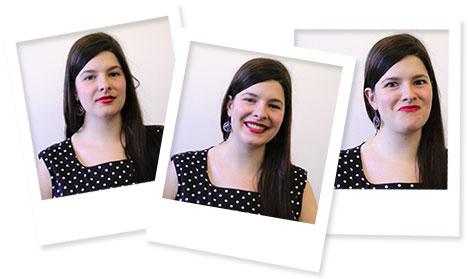 Liz Somers - polaroids